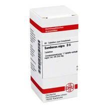 Sambucus nigra D 6 Tabletten
