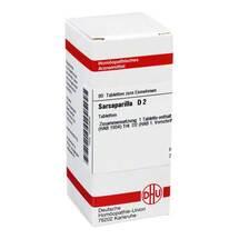 Produktbild Sarsaparilla D 2 Tabletten
