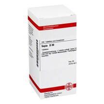 Produktbild Sepia D 30 Tabletten