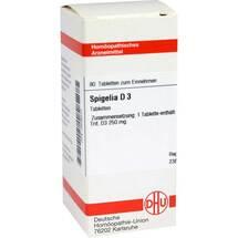 Spigelia D 3 Tabletten