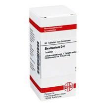 Produktbild Stramonium D 4 Tabletten