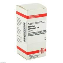 Produktbild Strontium carbonicum D 4 Tabletten