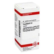 Produktbild Tarantula D 12 Tabletten