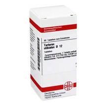 Produktbild Tartarus stibiatus D 12 Tabletten