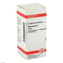 Produktbild Valeriana D 6 Tabletten