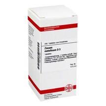 Zincum metallicum D 3 Tabletten