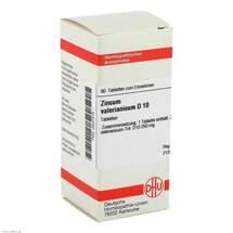 Produktbild Zincum valerianicum D 10 Tabletten