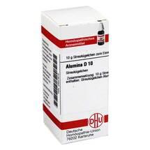 Produktbild Alumina D 10 Globuli