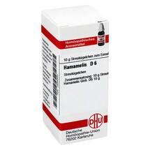 Produktbild Hamamelis D 6 Globuli