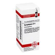 Produktbild Symphytum D 4 Globuli