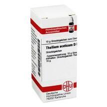 Produktbild Thallium aceticum D 6 Globuli