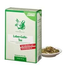 Produktbild Leber Galle-Tee Nr.18a Salus