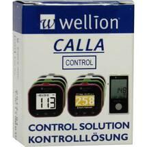 Produktbild Wellion Calla Kontrolllösung Stufe 1