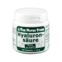 Produktbild Hyaluronsäure 50 mg Kapseln