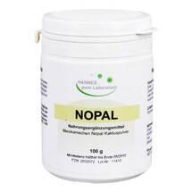 Produktbild Nopal Kaktus Pulver