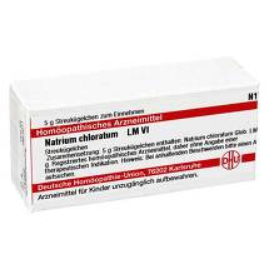 Produktbild LM Natrium chloratum VI Globuli