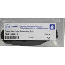 Produktbild Fingerling Leder Größe 5 Däumling
