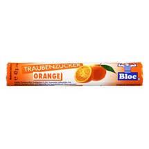 Bloc Traubenzucker Orange