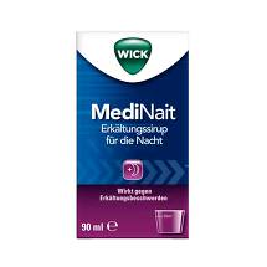 WICK MediNait Erkältungssirup