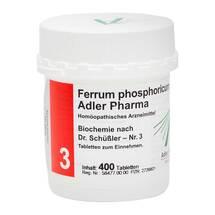 Produktbild Biochemie Adler 3 Ferrum pho