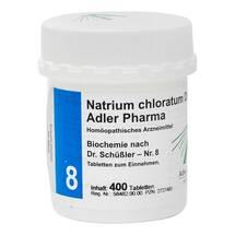 Produktbild Biochemie Adler 8 Natrium ch