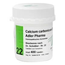 Produktbild Biochemie Adler 22 Calcium c