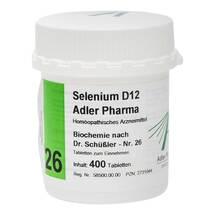Produktbild Biochemie Adler 26 Selenium