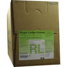 Ringer Lactat Infusionslösung Plas
