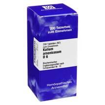 Produktbild Biochemie 13 Kalium arsenicosum D 6 Tabletten