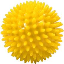 Produktbild Massageball Igelball 8 cm gelb