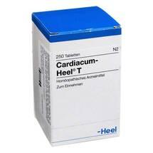 Produktbild Cardiacum Heel T Tabletten