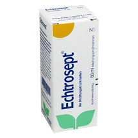 Produktbild Echtrosept Tropfen zum Einnehmen