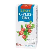 Produktbild Cerola C plus Zink Taler Grandel