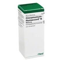 Cinnamomum Homaccord N Tropf