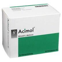 Produktbild Acimol mit pH Teststreifen Filmtabletten