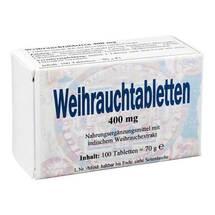 Produktbild Weihrauch 400 mg Tabletten