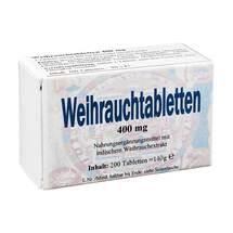 Weihrauch 400 mg Tabletten