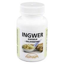 Produktbild Ingwer Kapseln 300 mg