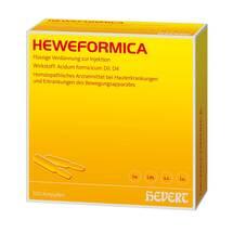 Produktbild Heweformica Ampullen