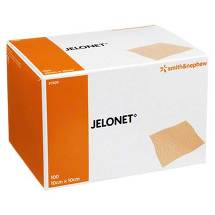 Produktbild Jelonet Paraffingaze 10x10 cm steril