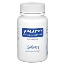 Pure Encapsulations Selen Selenmethionin Kapseln