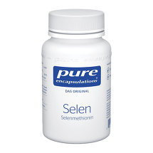 Produktbild Pure Encapsulations Selen Selenmethionin Kapseln