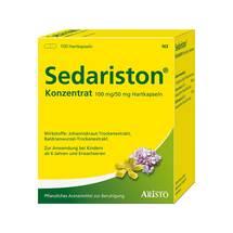 Sedariston Konzentrat Hartkapseln