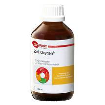 Produktbild Zell Oxygen flüssig