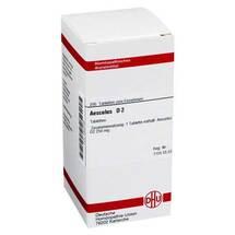 Produktbild Aesculus D 2 Tabletten