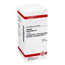 Produktbild Aethiops antimonialis D 4 Tabletten