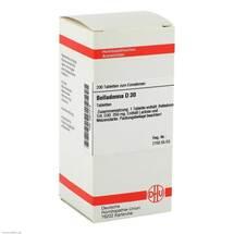 Produktbild Belladonna D 30 Tabletten