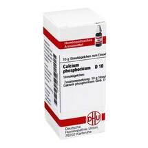 Produktbild Calcium phosphoricum D 10 Gl