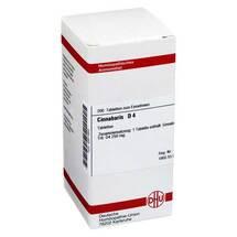 Produktbild Cinnabaris D 4 Tabletten