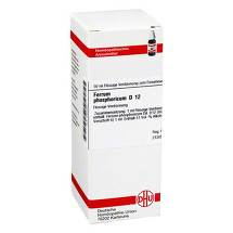 Produktbild Ferrum phosphoricum D 12 Dilution